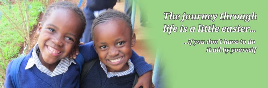 Support needy children in Africa