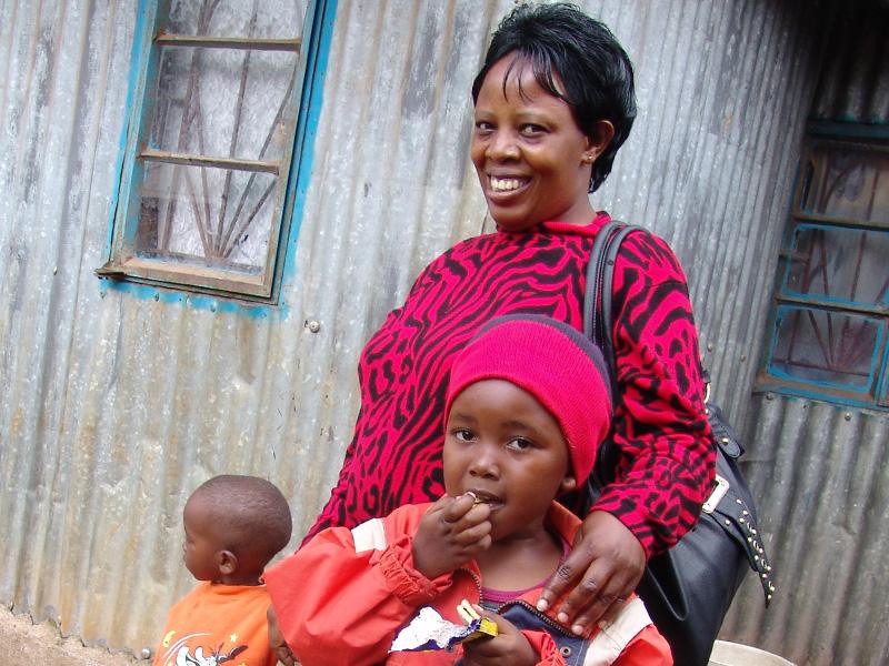 Our Founder, Mama Margaret Nyabuto