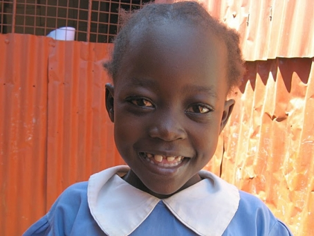 Sharon Kwamboka - Girl. May 9, 2002. Orphan