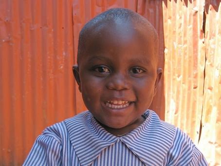 Shally Akinyi - Girl. Sept 23, 2005. Orphan