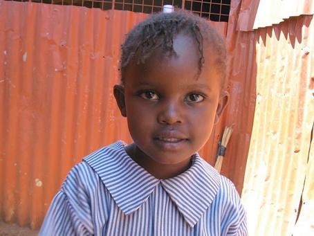 Emmaculate Achieng- Girl. Jun 27, 2004. Orphan