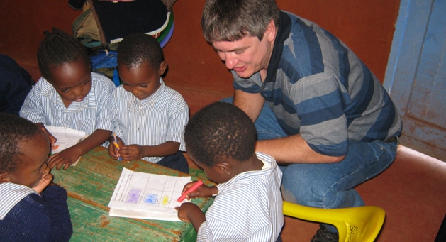 Tenderfeet Australia visit to the Tenderfeet Education Centre